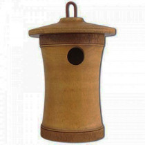Turned Birdsong Birdhouse