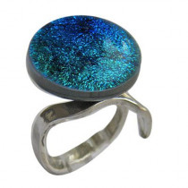 CL Blue and Green Ring