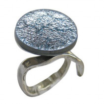 CL Silver Ring