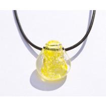 Daffodil Yellow Pendant
