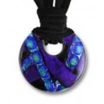 Circle of Eternity Dichroic Glass #01