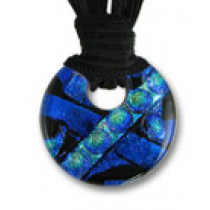 Circle of Eternity Dichroic Glass #03