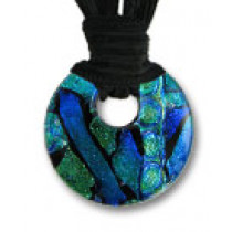Circle of Eternity Dichroic Glass #04