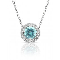The Endless Love Pendant Necklace Cremation Solutions