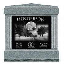 Henderson Memorial (8 Colors)