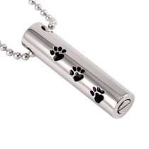 Slide Pet Cylinder Pendant