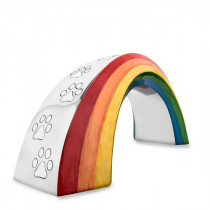 The Small Rainbow Bridge Cremation Urn for Ashes