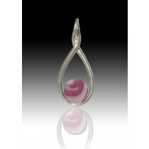 Melody Twist - Rose Swirl - Sterling Silver