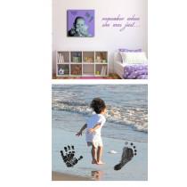 Hand & Footprint Portrait