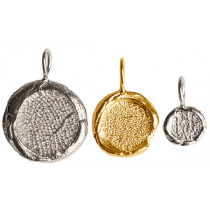 Thumbies Organics Fingerprint Charms