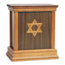 Star of David Classic II Urn