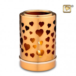 Tealight Reflection of Love Cremation Urn for Ashes