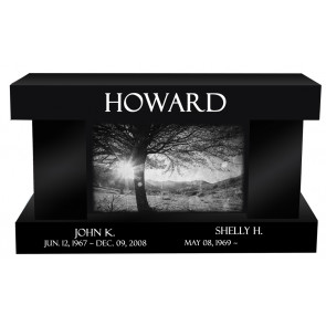 Howard Memorial Bench