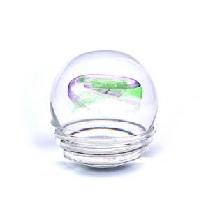 Glass Keepsake Style #37 (2 Sizes)