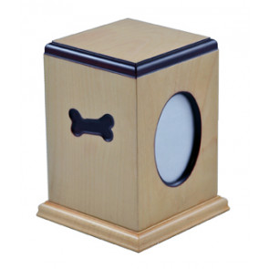 Dog Bone Pet Urn