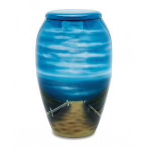 The Beach Cremation Urn