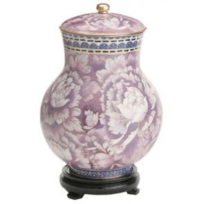 Purple Floral Cloisonne (5 Options)