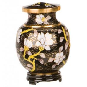 Minuet Cloisonne Miniature Urn