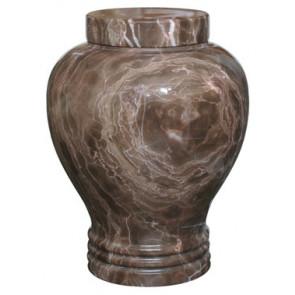 Tiger Eye Marble Urn (2 Sizes)