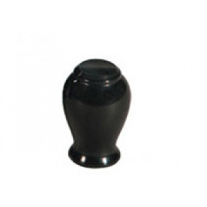 Midnight Marble Keepsake Urn