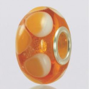 Lasting Memory Cremation Bead - Amber