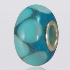 Lasting Memory Cremation Bead - Aquamarine