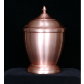 Handmade Copper Urn 706
