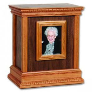 Framed Classic II Urn