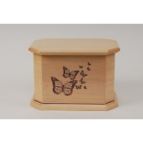 Whisper Butterflies Urn (2 Options)