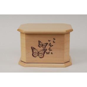 Whisper Butterflies Urn (2 Options)