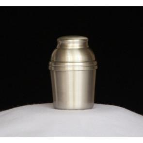 Handmade Pewter Keepsake Urn