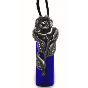 Rose Bottle Pendant