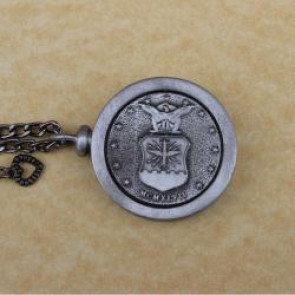 Air Force Memory Cremation Medallion