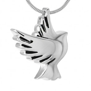 Dove Cremation Pendant