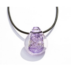 Eternal Purple Cremation Pendant