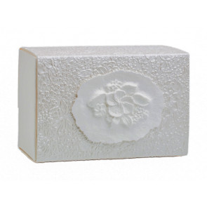 The Large Flower at Peace Burial Urn Box