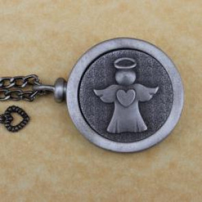 Heartfelt Angel Memory Cremation Medallion