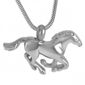 Horse Cremation Pendant