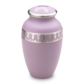 Awareness Pink Cremation Urn