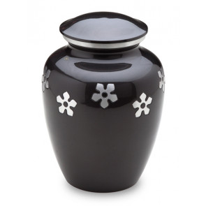 Forget-Me-Not Cremation Urn