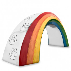 Large Rainbow Bridge Cremation Urn