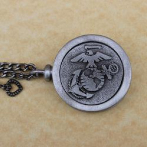 Marine Corps Memory Cremation Medallion