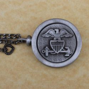 Navy Memory Cremation Medallion