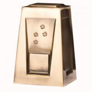 Paws Olympus Cremation Urn for Ashes
