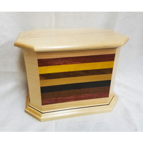 LGBT One Love Urn - Front View