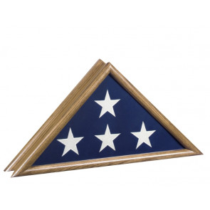 Military Patriot Flag Case