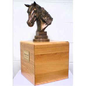 Horse Cremation Urn