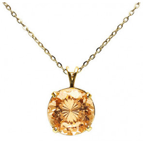 Crystal Portuguese Pendant