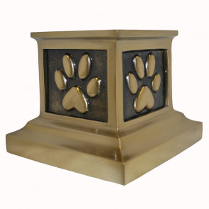 Roman Paws Cremation Urn