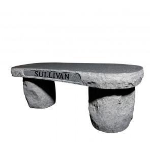 Sullivan Stone Bench